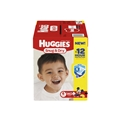 Huggies Snug & Dry Diapers, Size 6, 140 Count