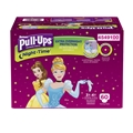 Pull-Ups Night-Time Training Pants for Girls, 3T-4T (Packaging May Vary)