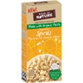 Back to Nature White Cheddar Spirals Macaroni and Cheese<br> 5 oz - 12 per case