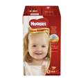 Huggies Little Snugglers Baby Diapers, Size 4, 144 Count