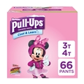 Pull-Ups Cool & Learn Training Pants for Girls, 3T-4T