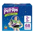 Pull-Ups Night-Time Training Pants for Boys, 2T-3T (Packaging May Vary)