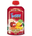 Beech Nut Fruities On the Go - Apple, Mango & Carrot <br> 4 oz - Case of 16