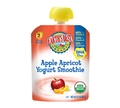 Earth's Best Apple Apricot Smoothie with DHA <br> 3.1 oz - Case of 12