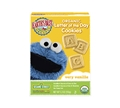Earth's Best Letter of the Day Cookies - Organic Very Vanilla <br> 5.3 oz - Case of 6