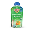 Earth's Best Stage 3 Organic Pear Carrot Apricot  Baby Food <br> 4.2 oz - Case of 12