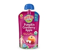 Earth's Best Stage 3 Organic Pumpkin Cranberry Apple  Baby Food <br> 4.2 oz - Case of 12