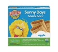 Earth's Best Sunny Days Apple Snack Bars <br> 5.3 oz - Case of 6