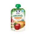 Gerber 2nd Foods Organic Pouch - Apples, Carrots & Squash <br> 3.5 oz - Case of 12