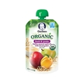 Gerber 2nd Foods Organic Fruit & Grain - Apples, Pears & Apricots with Mixed Grains <br> 3.5 oz - Case of 12