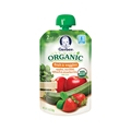 Gerber 2nd Foods Organic Pouch - Apple, Zucchini, Spinach & Strawberry <br> 3.5 oz - Case of 12