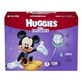 Huggies Little Movers Diapers - Size 3 <br/> 128ct Case of 1
