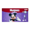 Huggies Little Movers Diapers Disney Design - Size 5 <br/> 96ct Case of 1