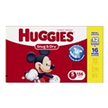 Huggies Snug & Dry Diapers- Size 5 <br/> 136ct Case of 1