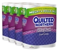 Quilted Northern Ultra Plush® Toilet Paper, 24 Mega Rolls