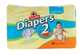 ShopRite Jumbo Pack Diapers Size 2 Case Pack of 4