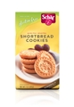 Schar Shortbread Cookies <br> 7 oz - Case of 12