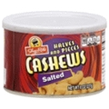 Shoprite - Cashews Salted Halves And Pieces, 8 Oz