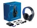 Sony - Playstation 4 Gold Wireless Stereo Headset - Black