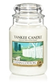 Yankee Candle LG22-CLC Classic Jar - Clean Cotton <br> 22 oz