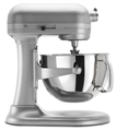 KitchenAid 6-Qt. Professional 600 Series –Nickel Pearl