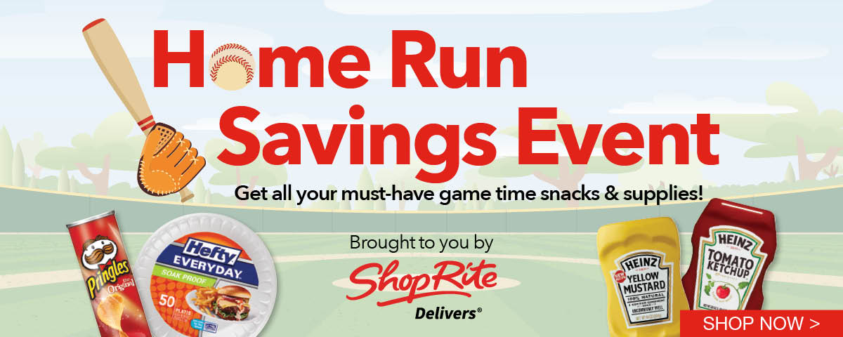 Check out our Home Run Savings!