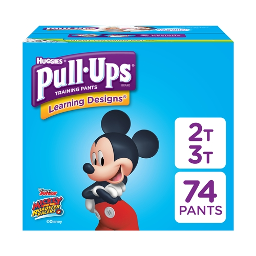Pull-Ups Learning Designs Training Pants for Boys, 2T-3T