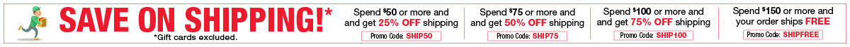 Free Shipping Site Wide Promo code SHIPFREE