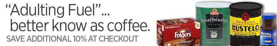Coffee Stock Up