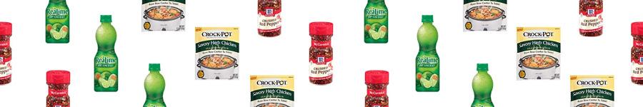 Herbs Squats and Seasonings