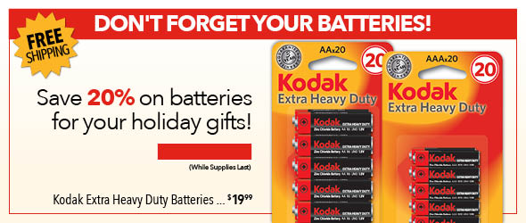 HolidayKodakBatteries
