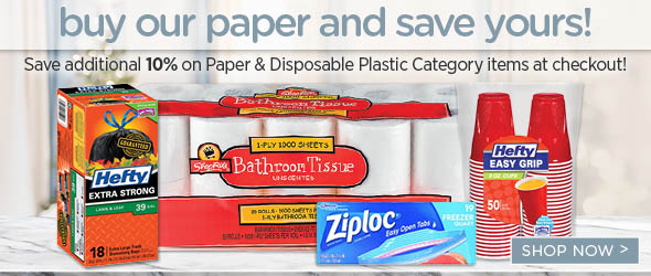 Paper Disposable Plastic