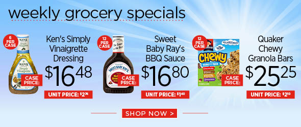 Weekly Grocery Specials