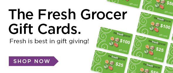 Fresh Grocer Gift Cards